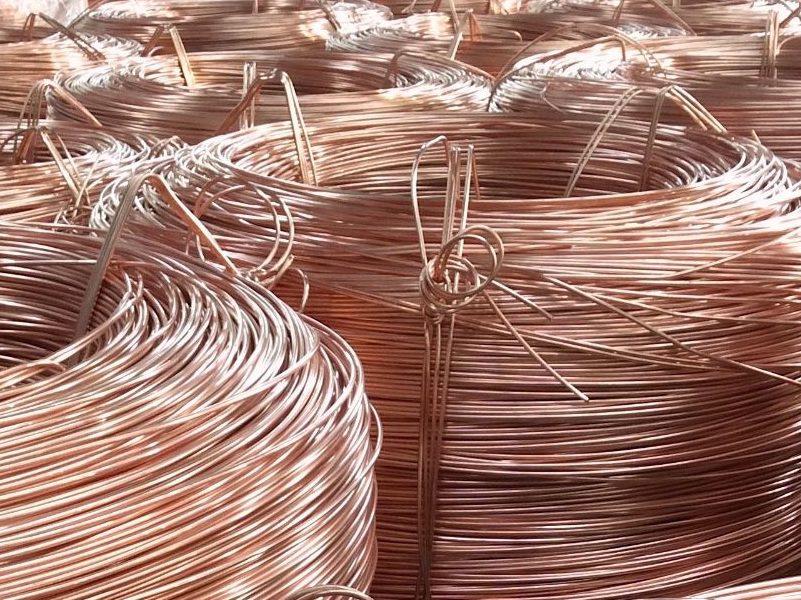 Принимаем различные изделия из меди и его сплавов на металлолом