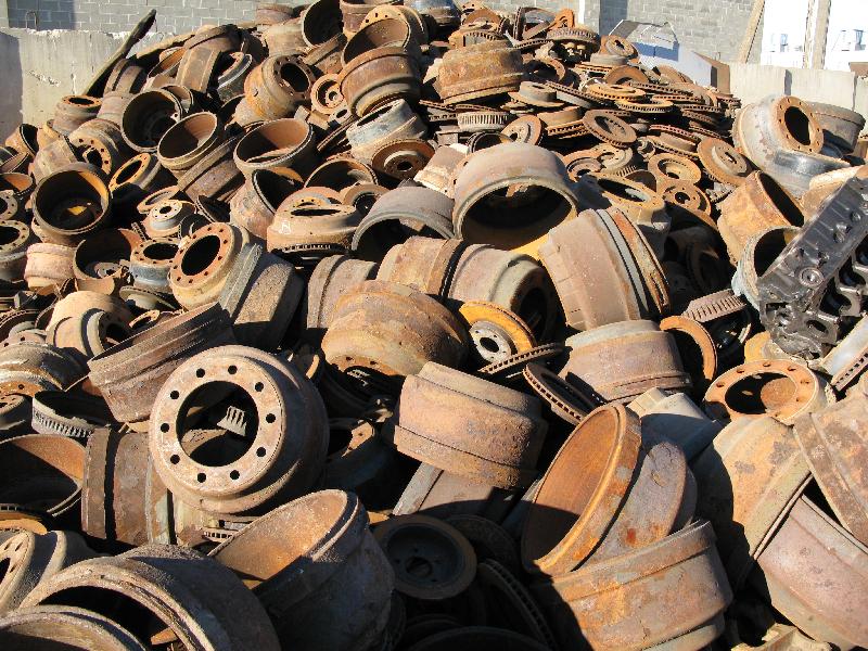 Принимаем различные изделия из чугуна 17А и его сплавов на металлолом
