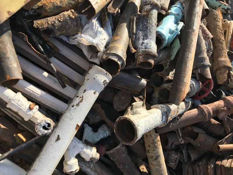 Принимаем различные изделия из чугуна 22А и его сплавов на металлолом