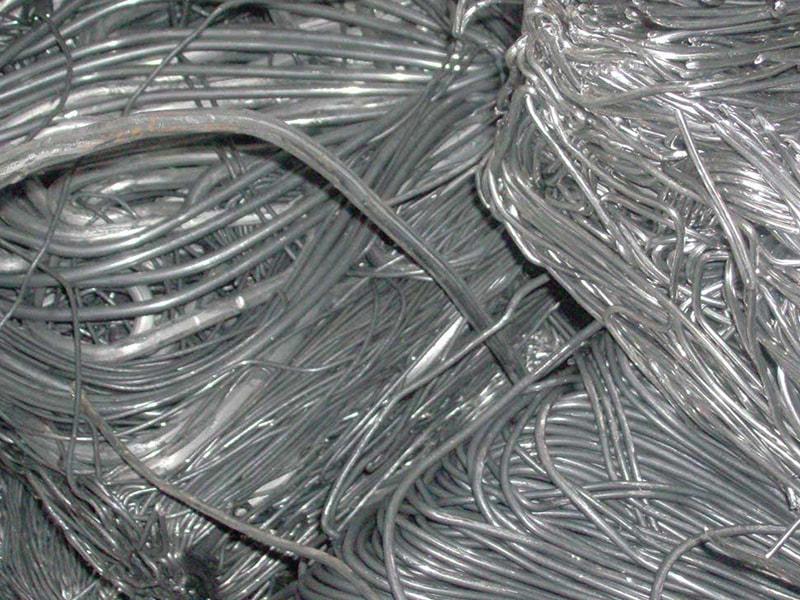 Принимаем отходы алюминиевого кабеля и его сплавов на металлолом