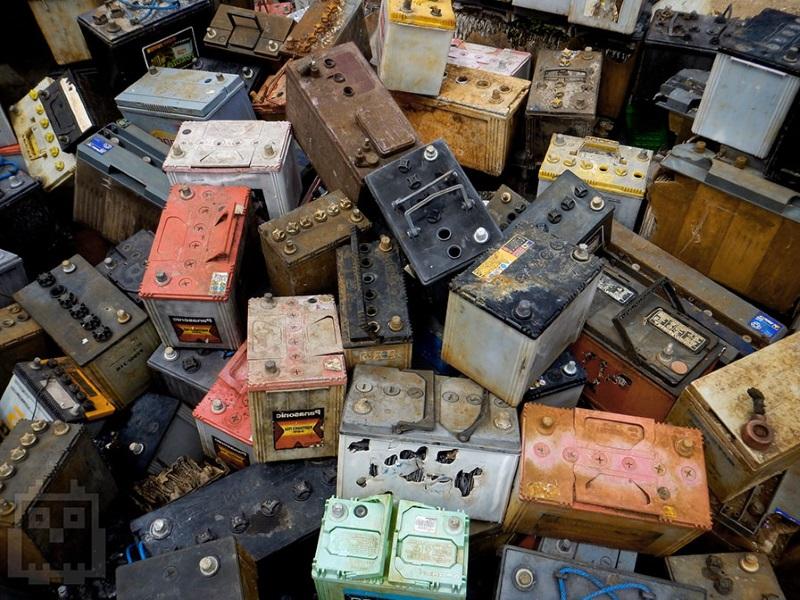 Принимаем отработанные аккумуляторы и лом АКБ на металлолом