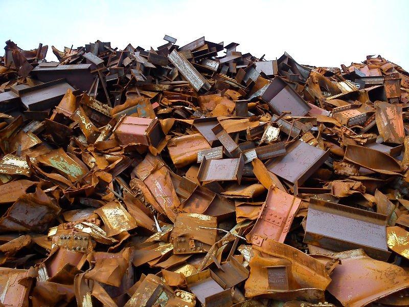 Принимаем различные изделия из стали 3А и ее сплавов на металлолом
