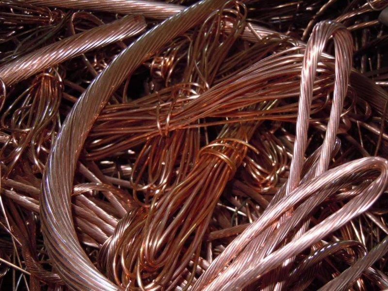Принимаем различные медные провода на металлолом