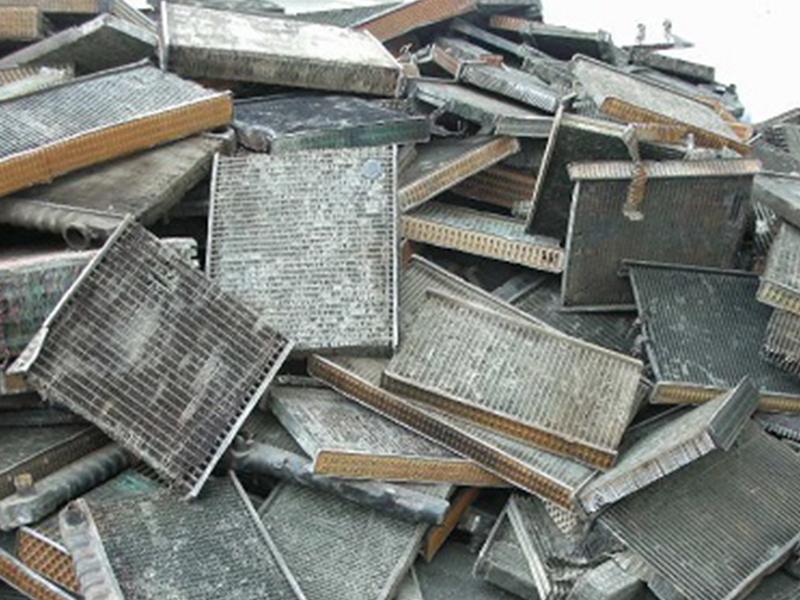 Принимаем старые алюминиево-медные радиаторы на металлолом