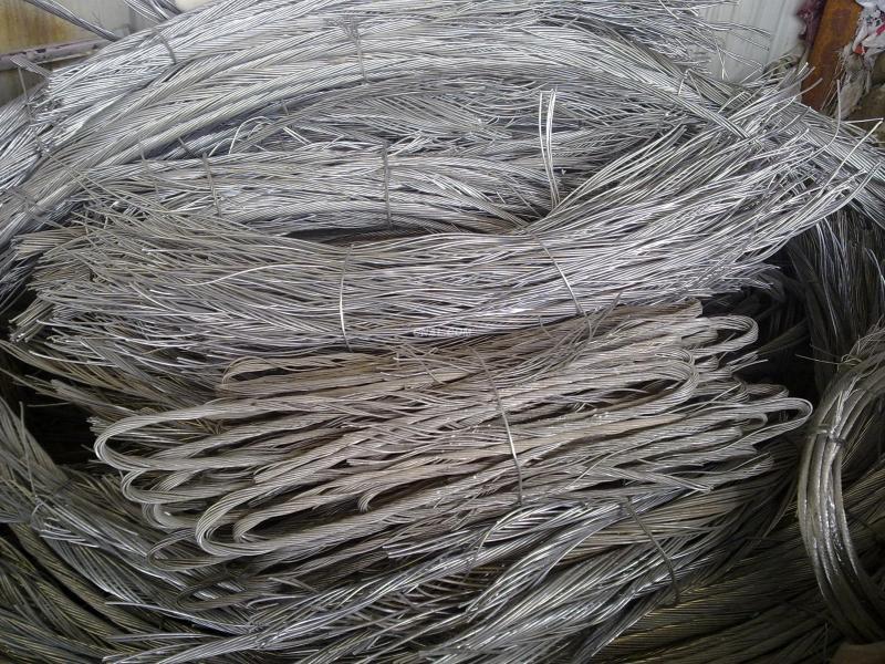 Принимаем алюминиевый кабель (по выходу чистого AL) на металлолом