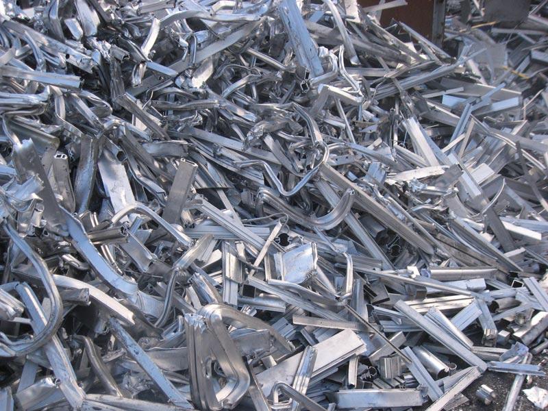 Принимаем не сортовой алюминий микс на металлолом