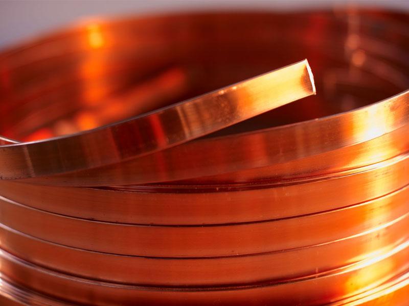 Принимаем различные изделия из электротехнической меди и ее сплавов на металлолом