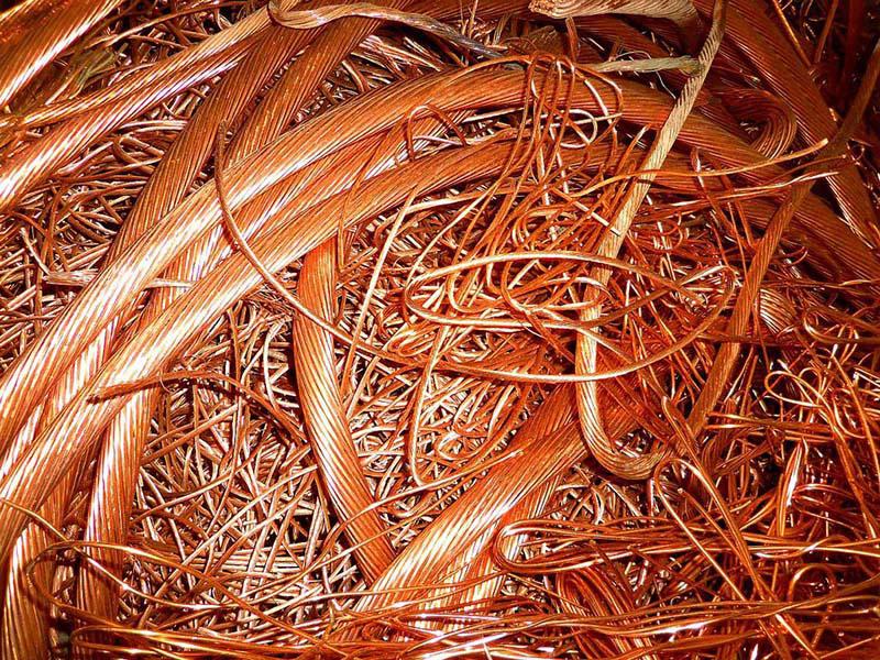 Принимаем отходы медного кабеля и его сплавов на металлолом