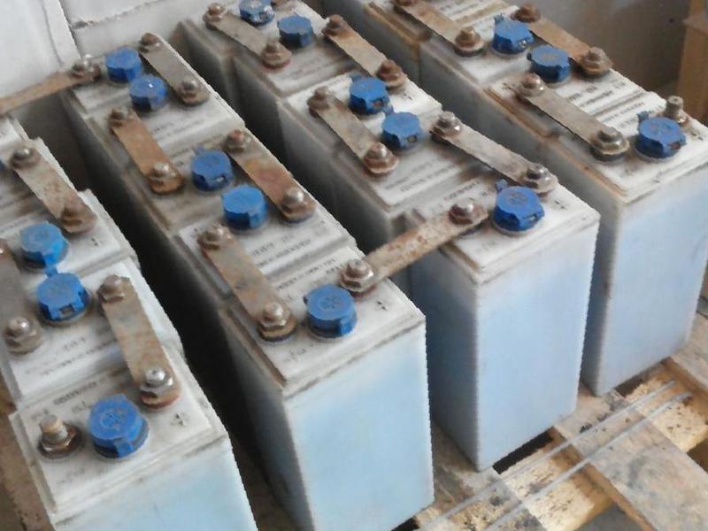 Принимаем отработанные щелочные аккумуляторы на лом