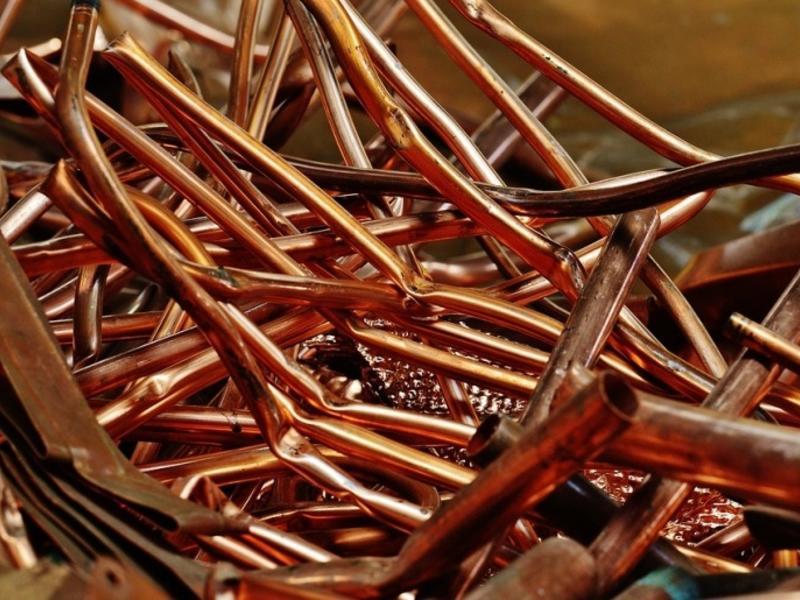 Принимаем различные изделия из меди микс и ее сплавов на металлолом